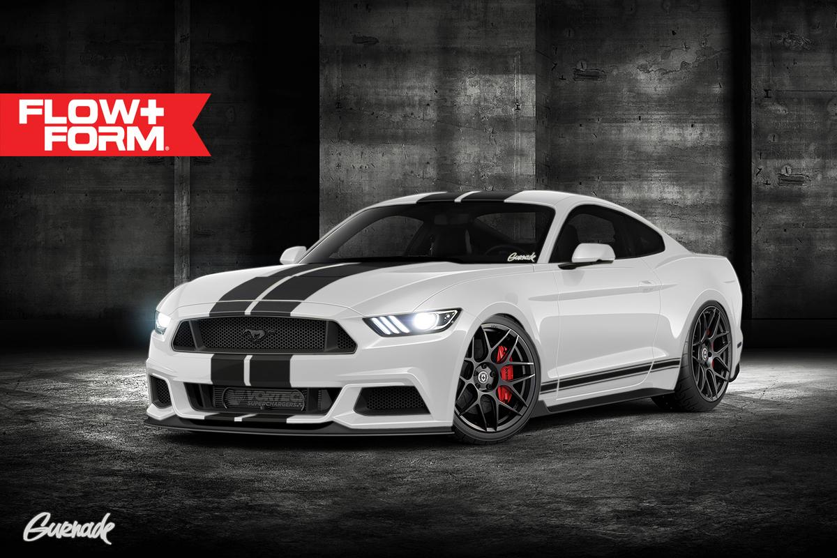 Rumor: 2015 Mustang GT350 will get 5.2 liter V8 ...