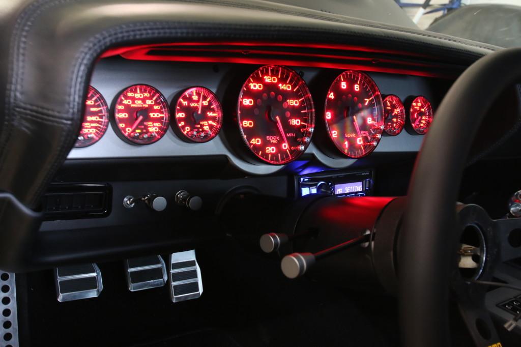 Hellfish 1000 Hp Twin Turbo Cuda By The Roadster Shop