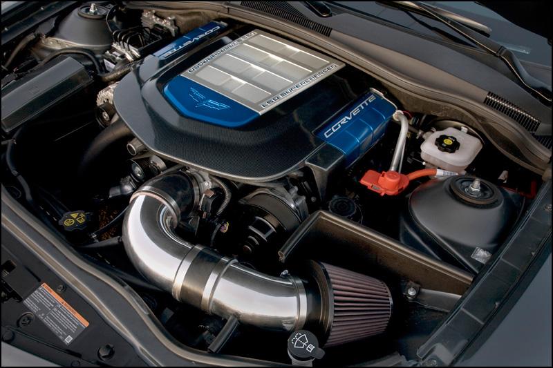 Hennesey HPE700 LS9 Camaro