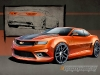 2015 Camaro render by Hermance design