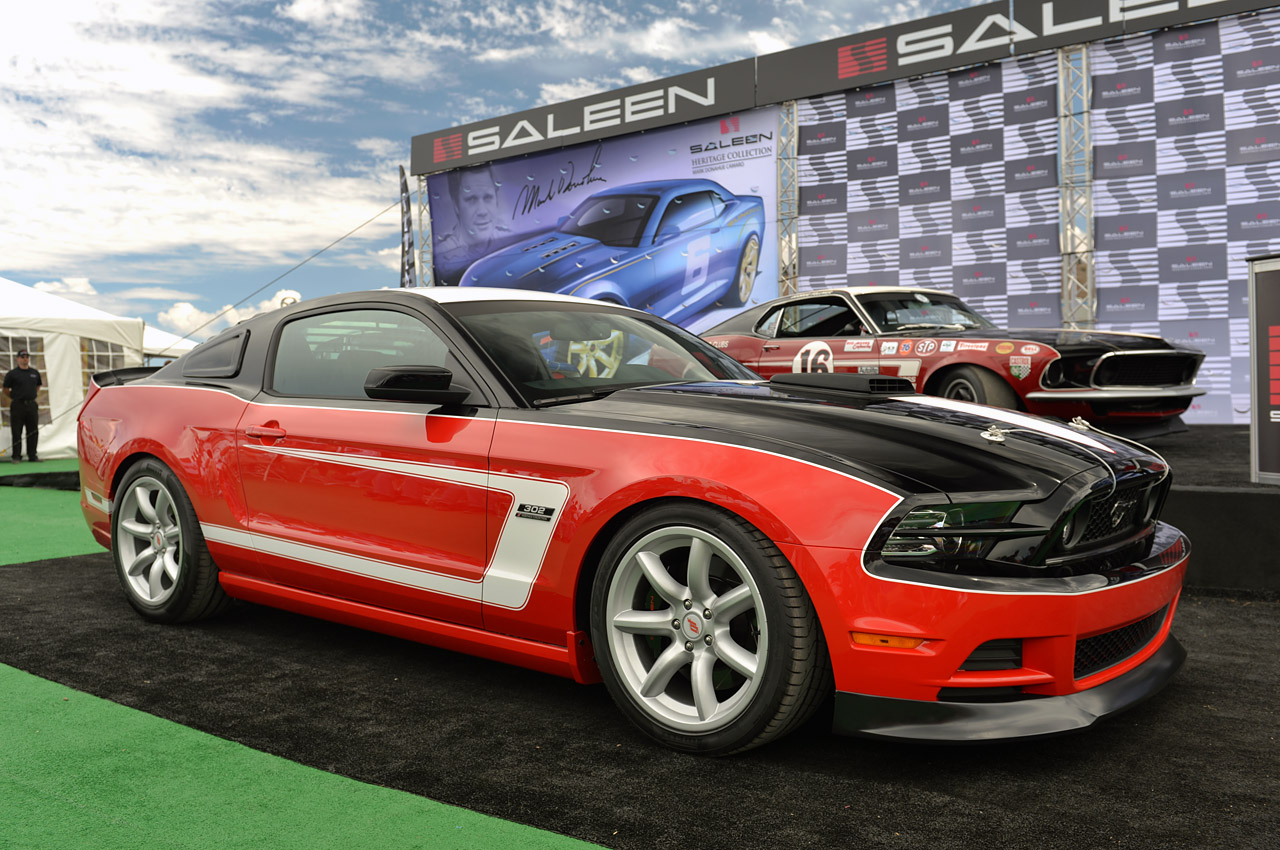2014 GF Mustang by Saleen | AmcarGuide.com - American muscle car guide
