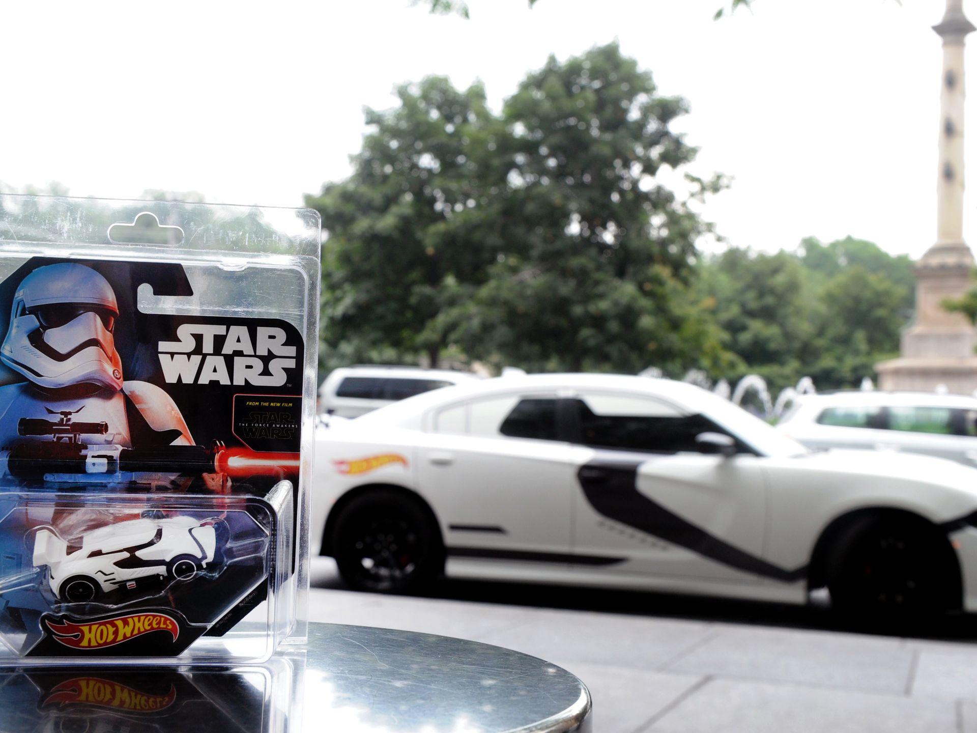 Hot Wheels Goes MOPAR With Star Wars