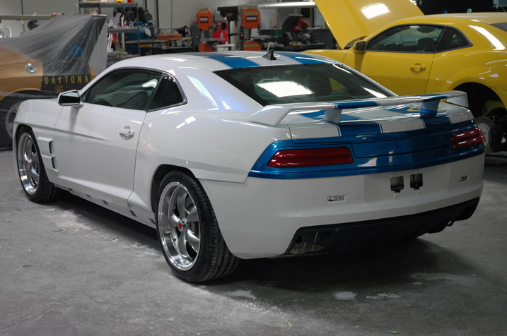 products 2010 sema chevrolet camaro pontiac trans am conversion. Cars Review. Best American Auto & Cars Review