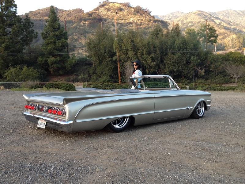 Mercury S Comet Convertible By Hollywood Hot Rods