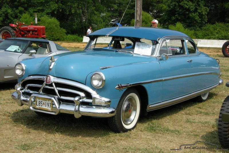 The Hudson Hornet was produced by Hudson Motor Company between 1951 ...