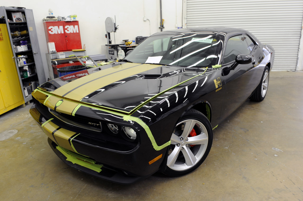 How It S Made Hurst Challenger Amcarguide Com