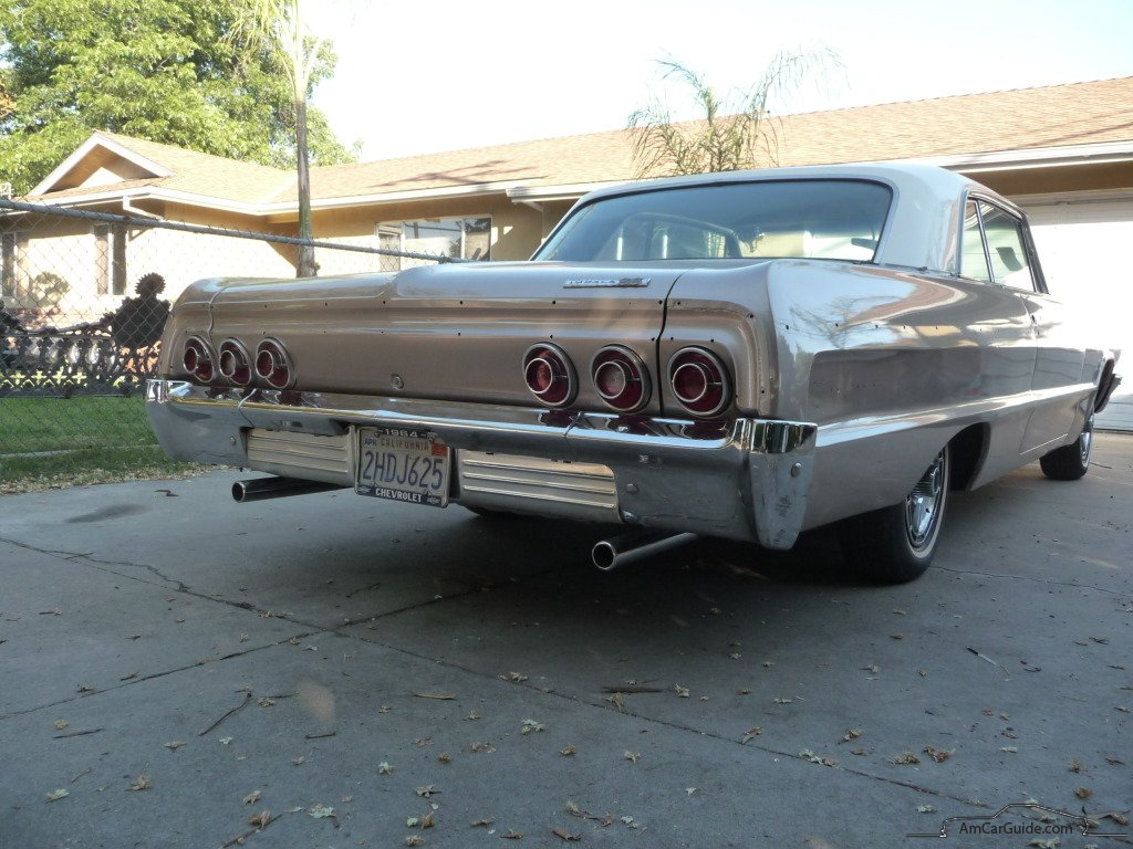 1964 Impala For Sale By Owner Autos Post