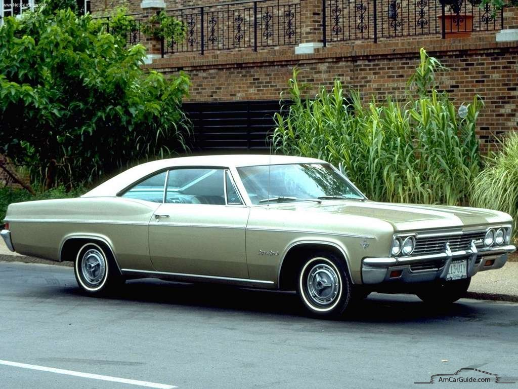 Chevrolet Impala SS | AmcarGuide.com - American muscle car guide