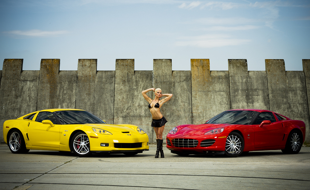 American Made Tires >> 2009 Innotech Corvette | AmcarGuide.com - American muscle ...