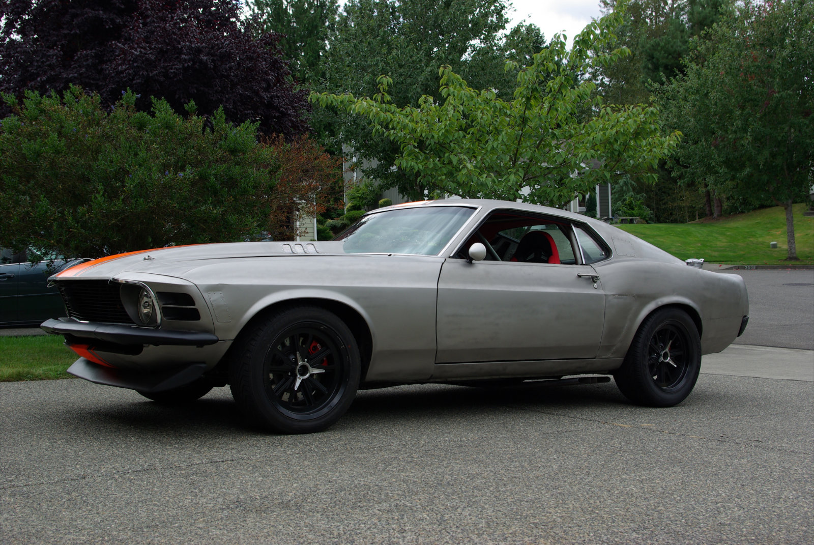 Need Help 1970 Mustang Fastback Protourer Amcarguide