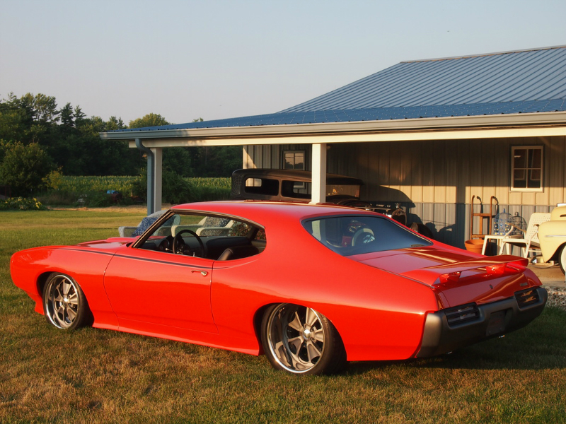 JudgeMENTAL – 1969 GTO Judge | AmcarGuide.com - American muscle ...