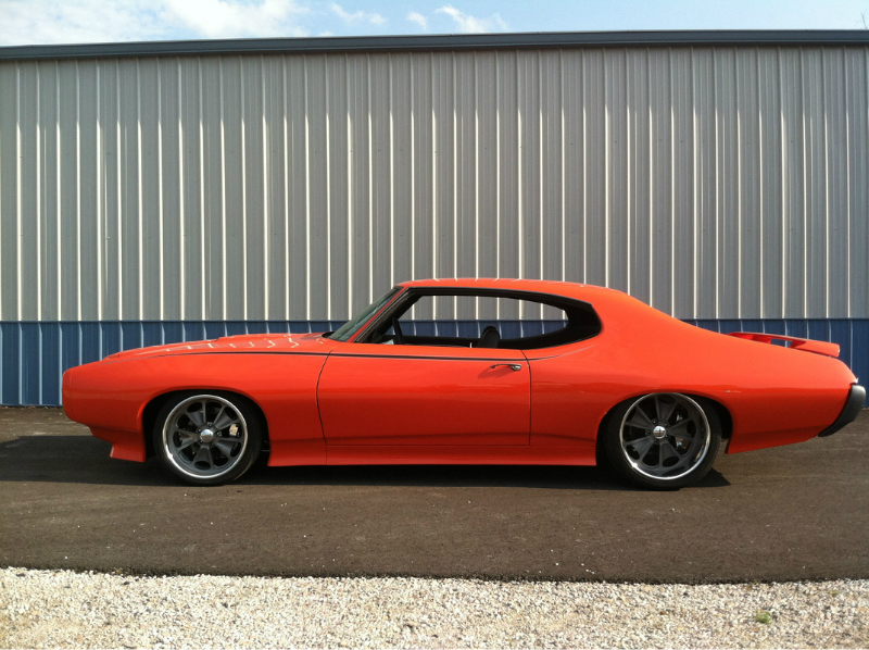 JudgeMENTAL – 1969 GTO Judge | AmcarGuide.com - American muscle car ...