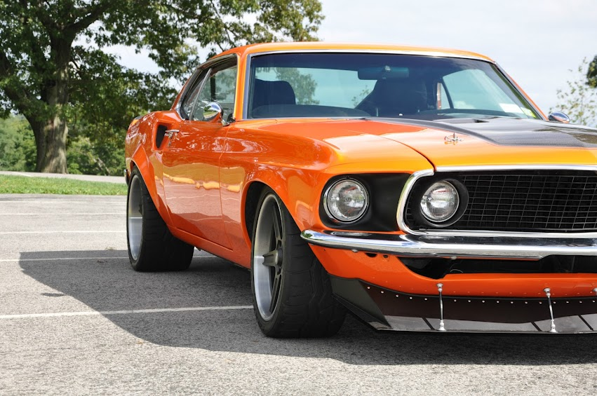 a wild story of one 1969 mach 1 mustang | amcarguide - american