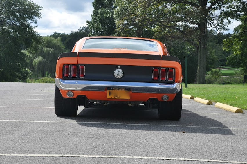 A Wild Story Of One 1969 Mach 1 Mustang Amcarguide Com