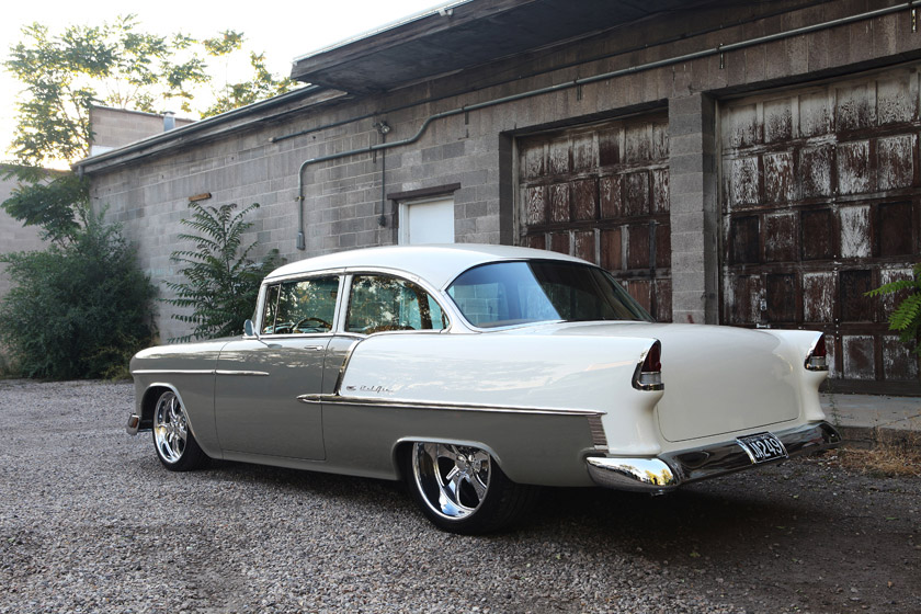 1955 chevy bel air by kindig it design amcarguide com american