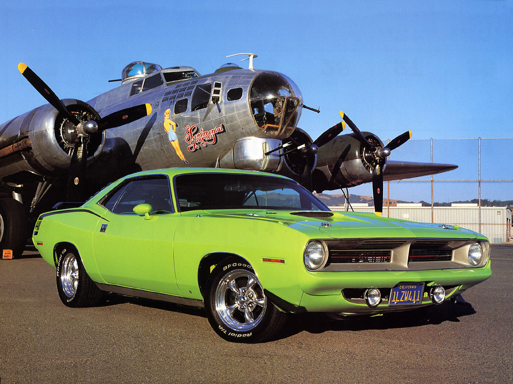 Cuda Is To Change Challenger Amcarguide Com American