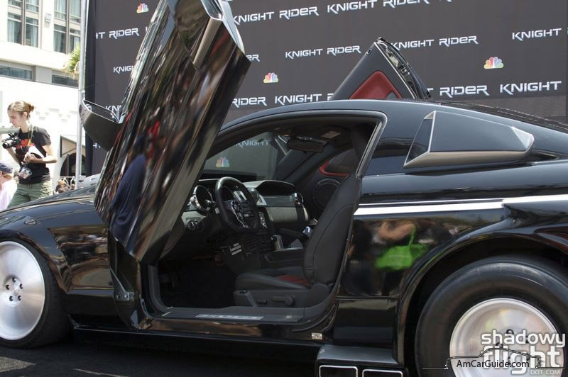 2017 Shelby Gt500 >> Knight Rider 2008 | AmcarGuide.com - American muscle car guide