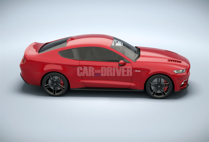 car-and-driver-leaked-2015-ford-mustang-photos- & Car and Driver leaked 2015 Mustang | AmcarGuide.com - American ... markmcfarlin.com
