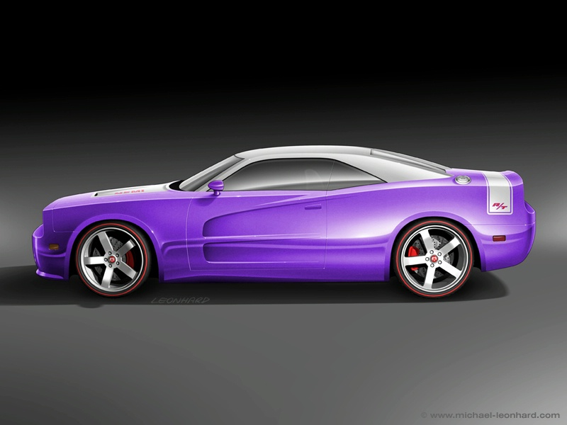 Leonhard's Dodge Charger concept | AmcarGuide com - American muscle