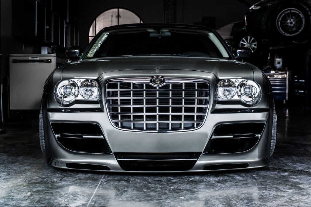 Chrysler 300c By Platinum Vip And Liberty Walk