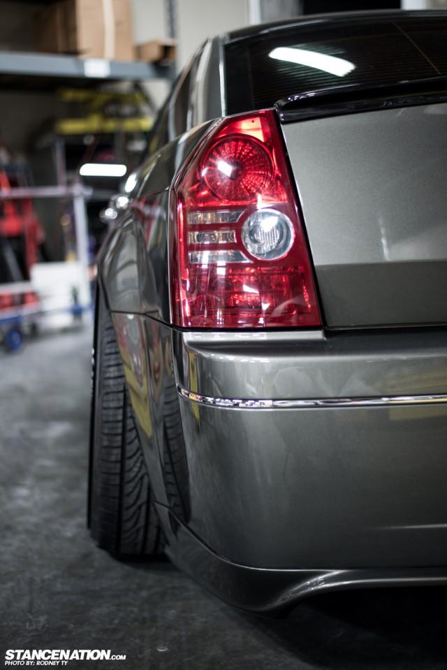 Chrysler 300c by Platinum VIP and Liberty Walk ...