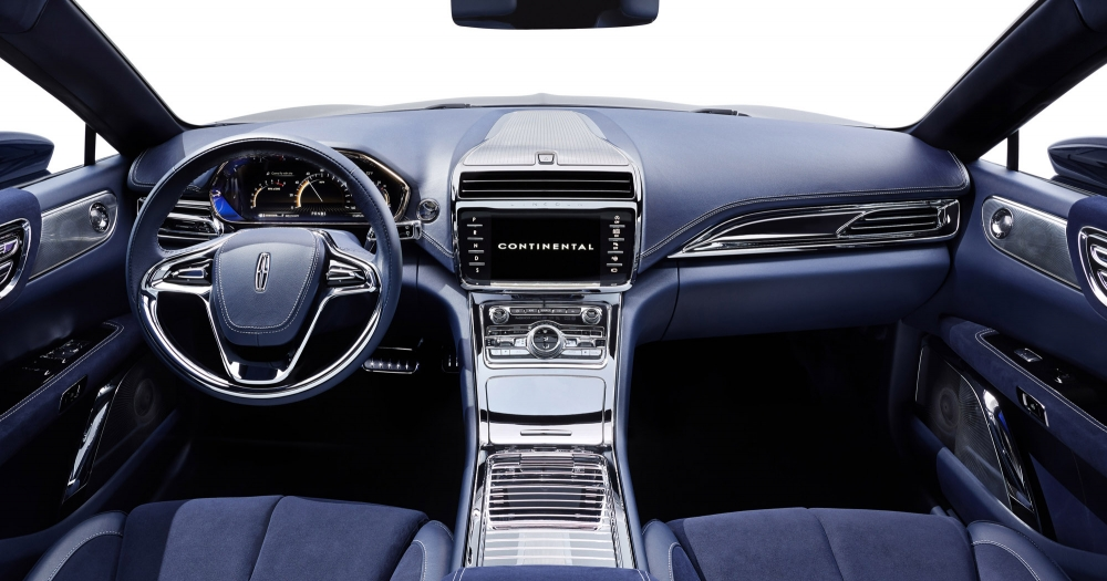 2015 Lincoln Continental Concept | AmcarGuide.com - American muscle ...