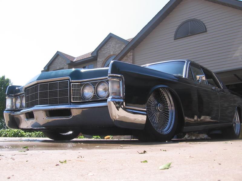 Marilyn Manson S Custom 1969 Lincoln Continental