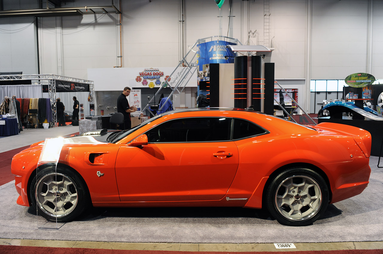 Lingenfelter Trans Am Near Production Version