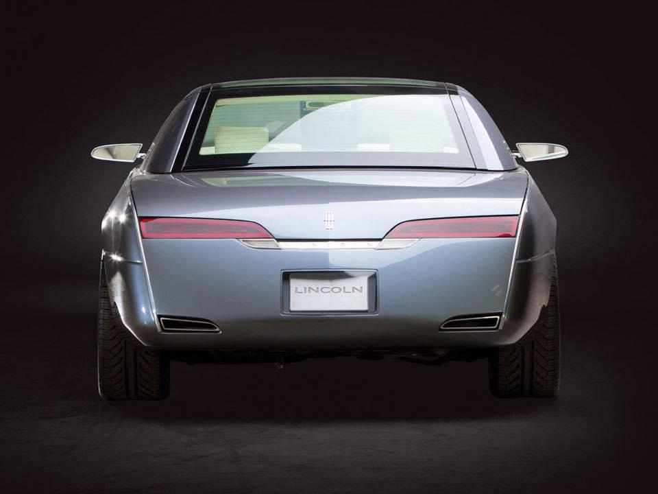 Lincoln Mark X Concept on 98 Lincoln Mark Viii Engine