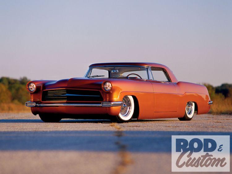 custom 1957 lincoln continental mark ii american muscle car guide. Black Bedroom Furniture Sets. Home Design Ideas