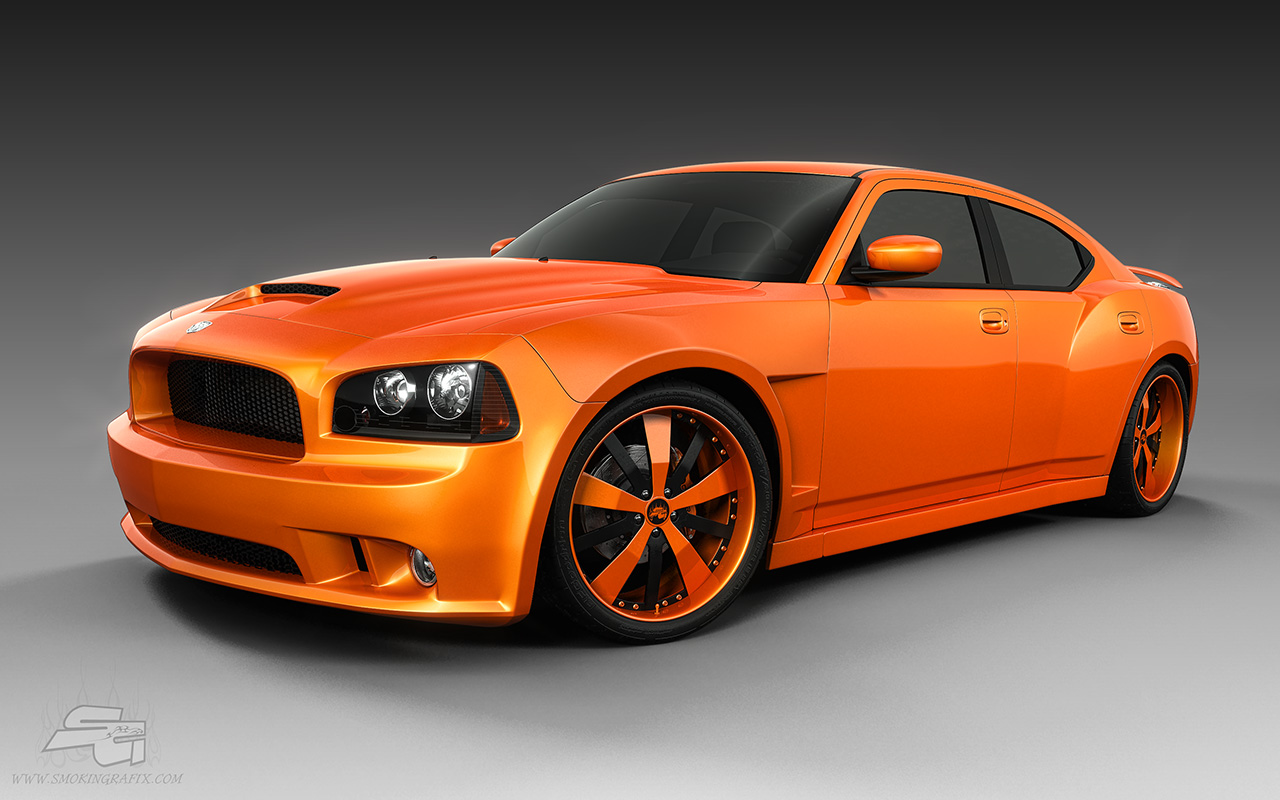 orange cars wallpapers muscle amcarguide charger american dodge topo
