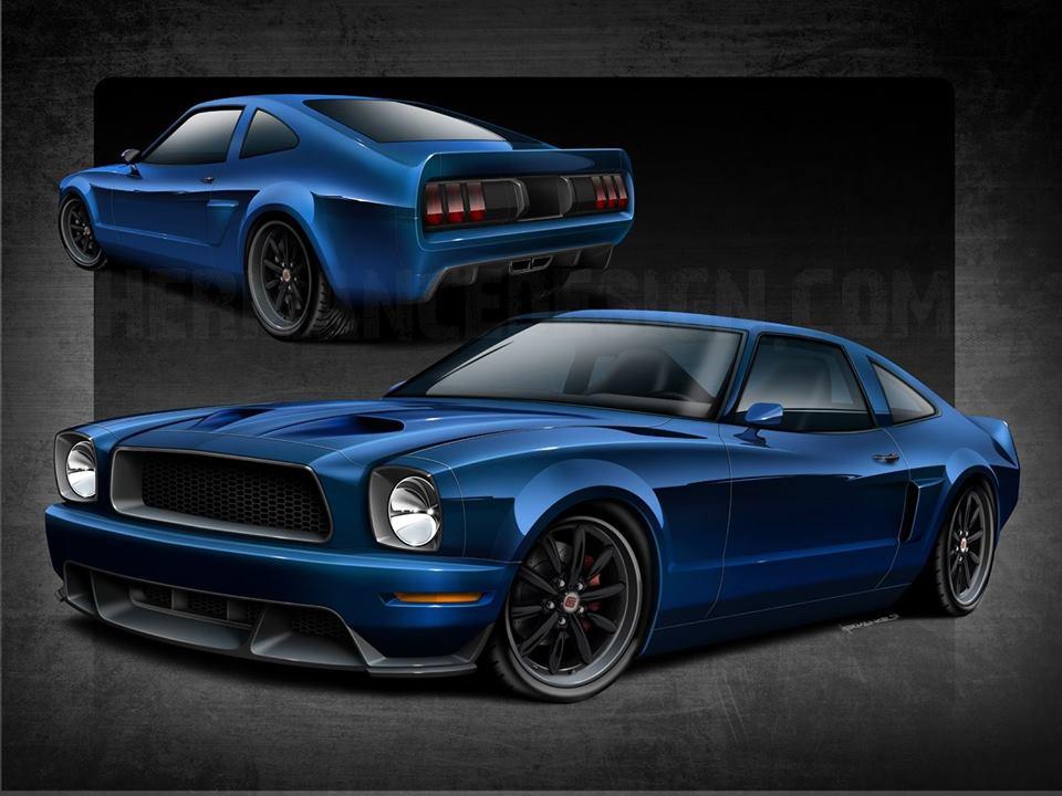 "Lee Iacocca Mustang >> ""Mustang Evolution"" – custom 1978 Mustang | AmcarGuide.com ..."