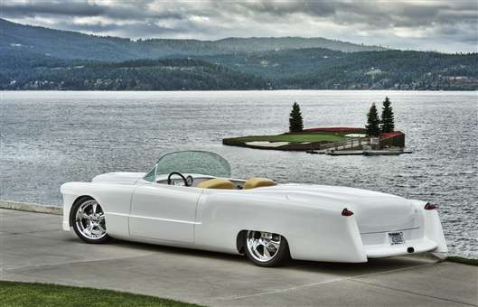 Miss Pearl 1954 Cadillac Roadster Amcarguide Com