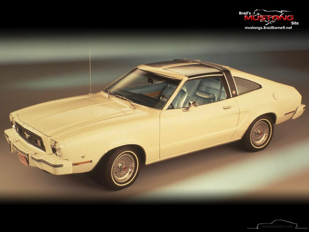 Ford Mustang 1974 1978 2nd Generation Amcarguide Com