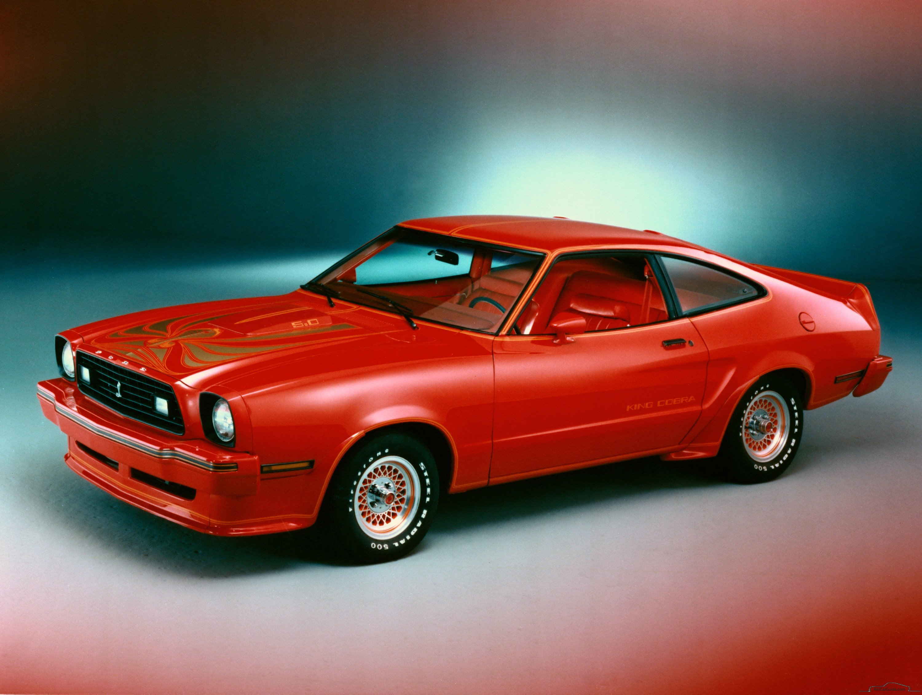 Ford mustang 1974 1978 2nd generation - Mustang cobra ...