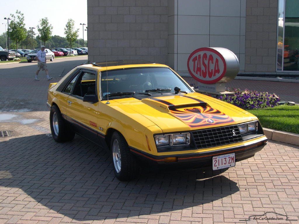 Ford Mustang: 1979-1993, 3rd generation | AmcarGuide com