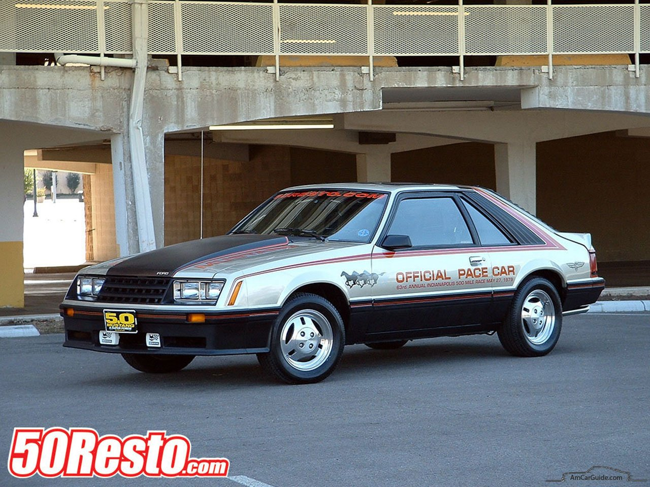 Ebay Find Of The Day Is This 79 Mustang Indy Pace Car A Autos Post