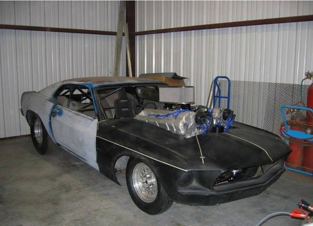 Ford Mustang Ecoboost 0 60 >> 1969 Mustang Fastback with tank engine | AmcarGuide.com - American muscle car guide