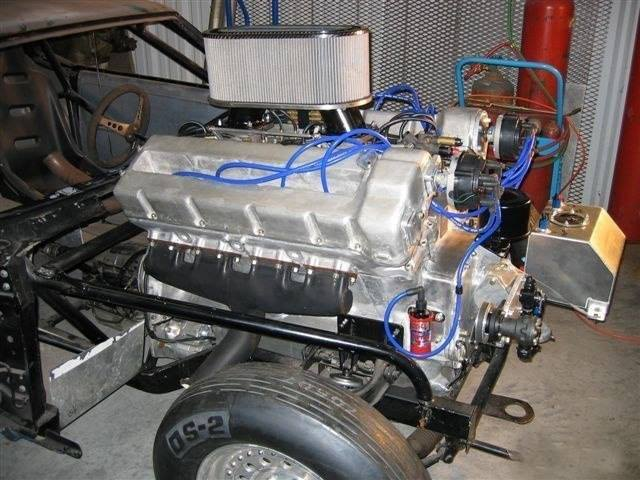 1969 Mustang Fastback with tank engine   AmcarGuide.com ...