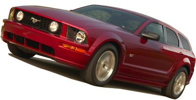 Mustang Sedan And Station Wagon Myth Busted Or Not Amcarguide