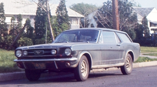 Mustang Sport Wagon >> Mustang Sedan And Station Wagon Myth Busted Or Not