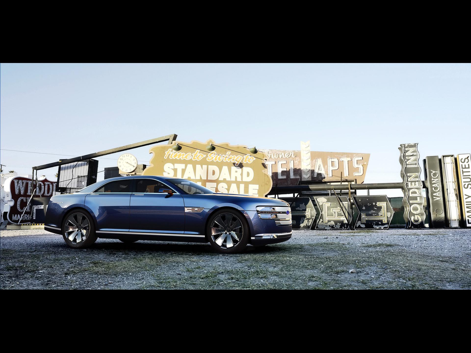 Mustang sedan and station wagon myth busted or not