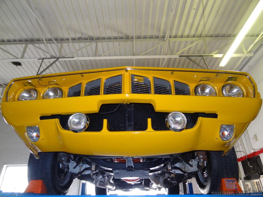 Nash Bridges' 1970 'Cuda for sale | AmcarGuide.com ... on