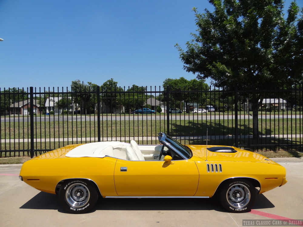 Nash Bridges\' 1970 \'Cuda for sale | AmcarGuide.com - American muscle ...