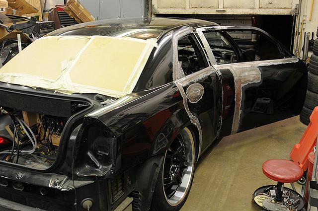 Night Light 2005 Chrysler 300 Coupe Amcarguide Com