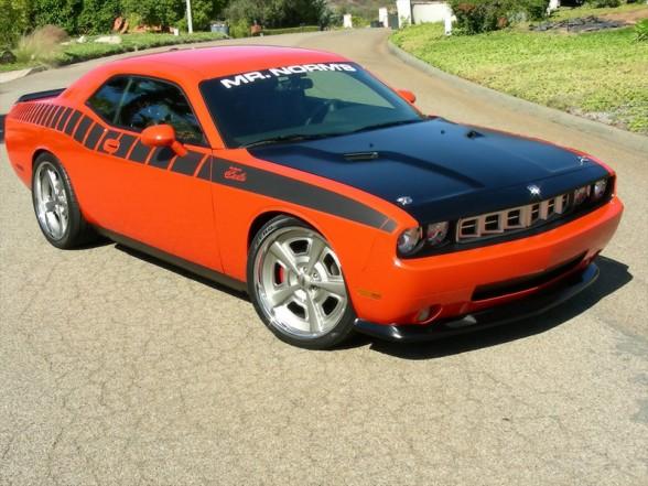 Dodge Challenger Cuda Conversion Kit