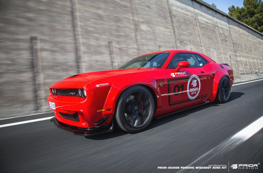This wide-body Challenger Hellcat packs 900 horses | AmcarGuide.com - American muscle car guide