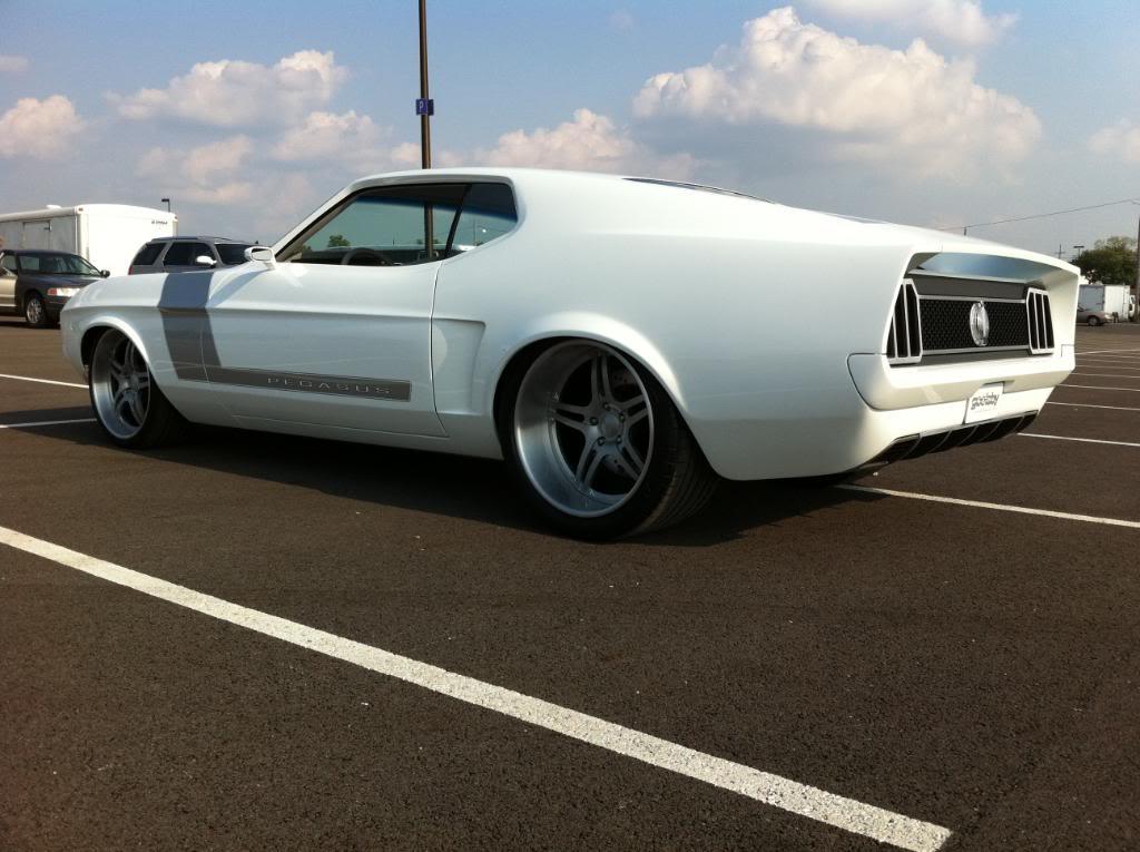 Project Pegasus 1971 Mustang Amcarguide Com American