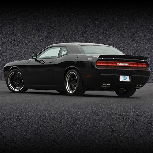 richard petty signature series dodge challenger amcarguidecom american muscle car guide
