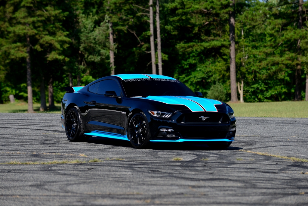 Richard Petty Mustang >> Ford Mustang GT King Edition By Petty's Garage